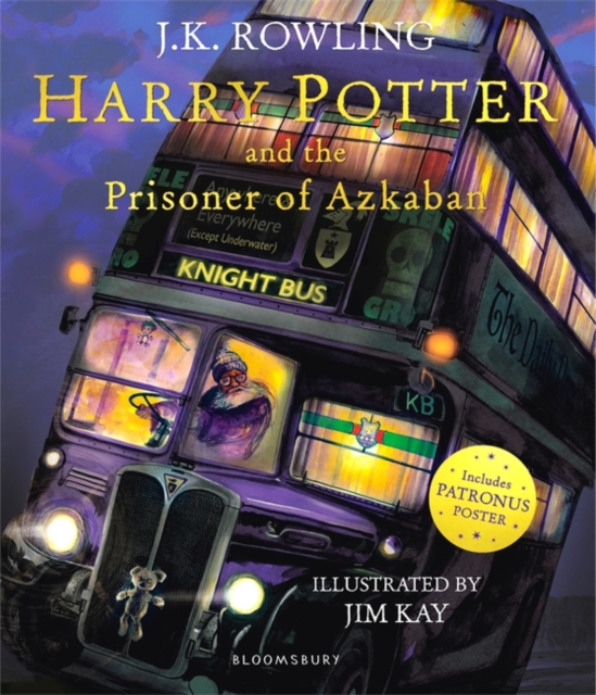 Harry Potter and the Prisoner of Azkaban Illustrated Edition (Paperback)