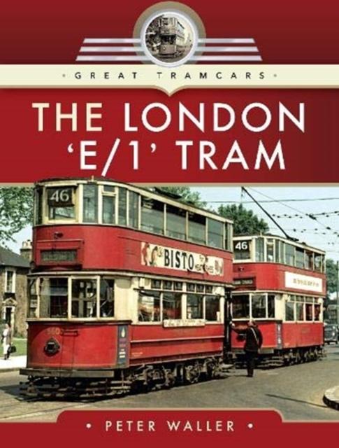 London 'E/1' Tram
