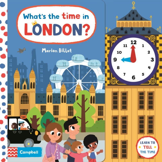 What's the Time in London?
