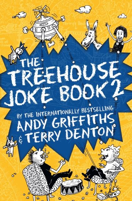 Treehouse Joke Book 2