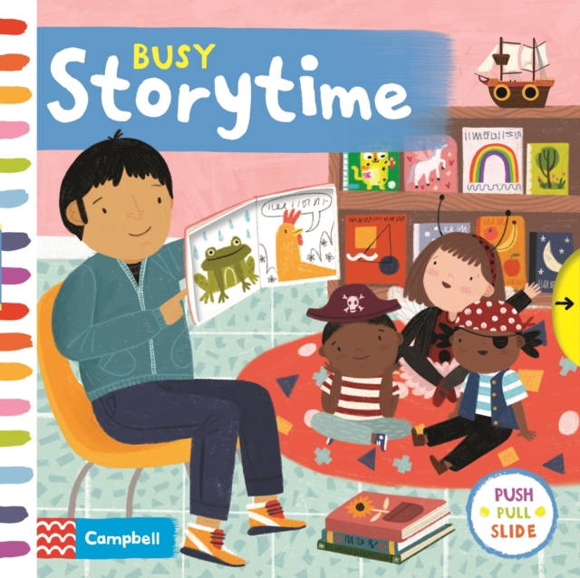 Busy Storytime