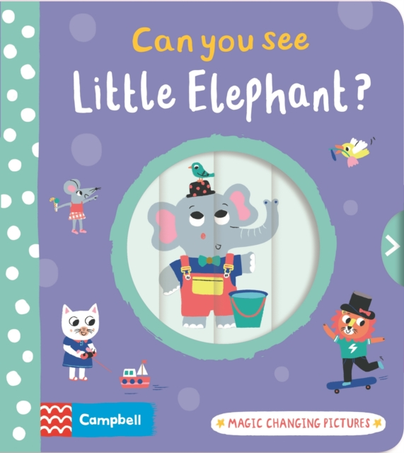 Can you see Little Elephant?