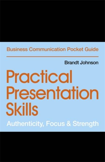 Practical Presentation Skills
