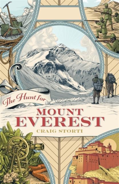 Hunt for Mount Everest