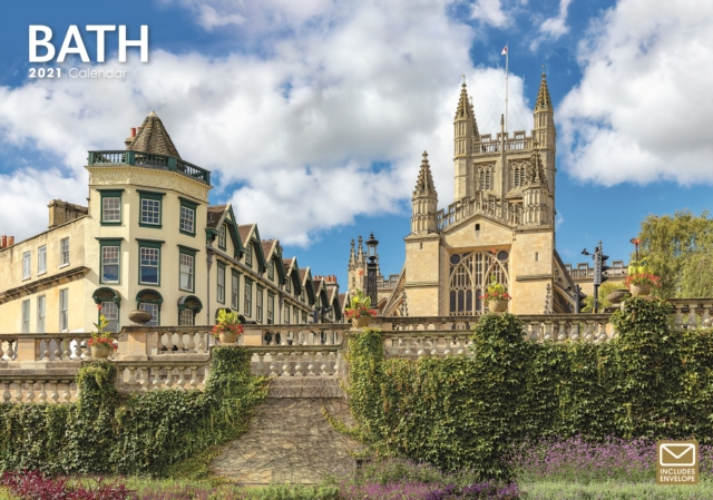 Bath A4 Calendar 2021