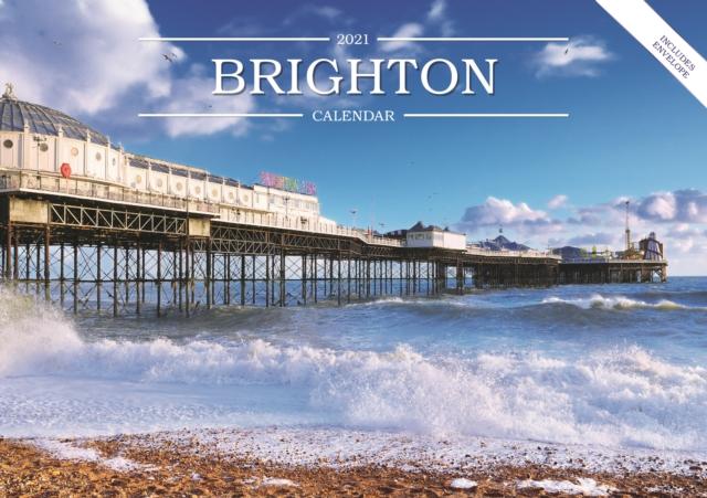 Brighton A5 Calendar 2021