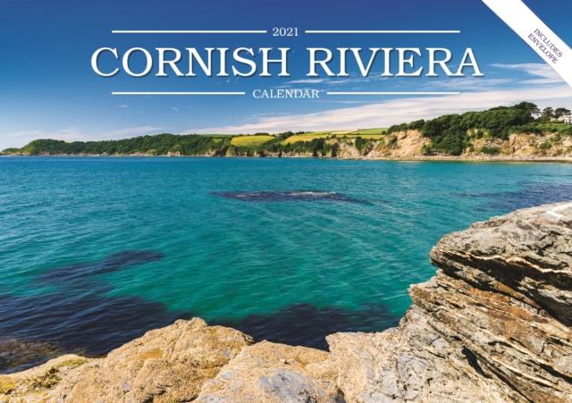 Cornish Riviera A5 Calendar 2021