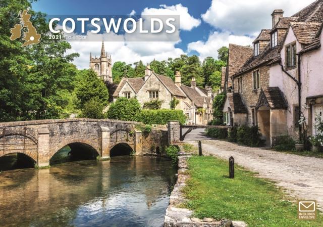 Cotswolds A4 Calendar 2021