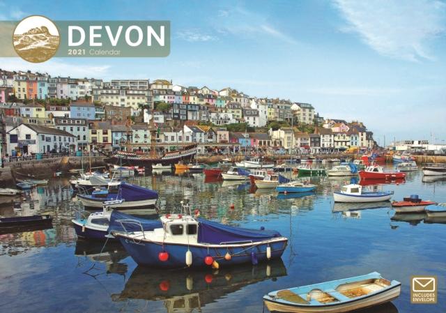 Devon A4 Calendar 2021