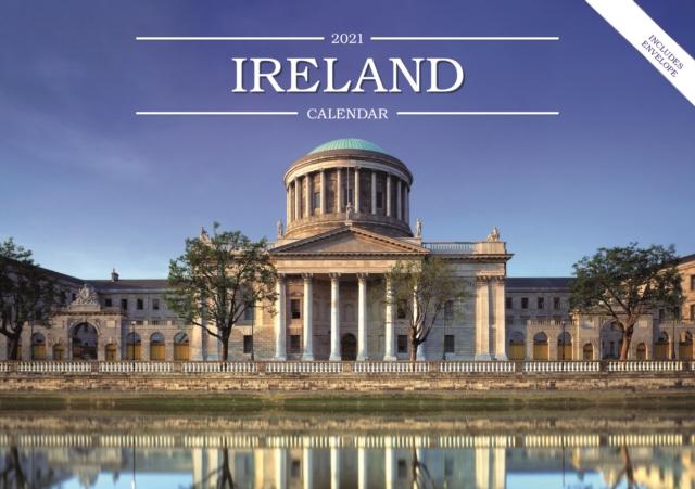 Ireland Eire A5 Calendar 2021