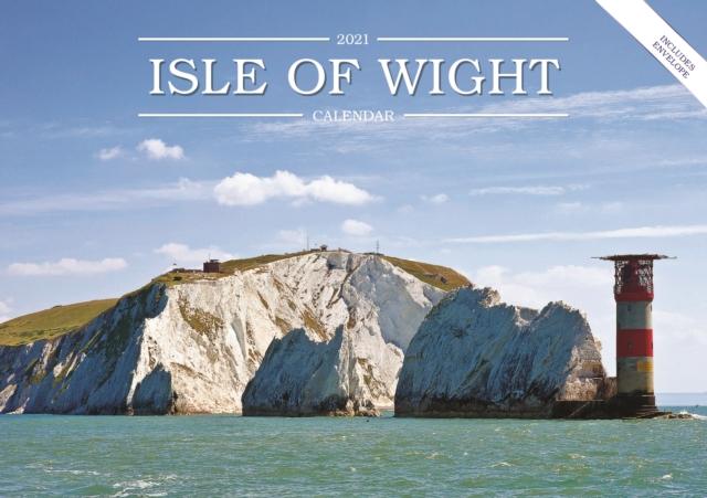 Isle of Wight A5 Calendar 2021
