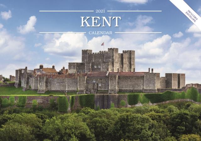 Kent A5 Calendar 2021