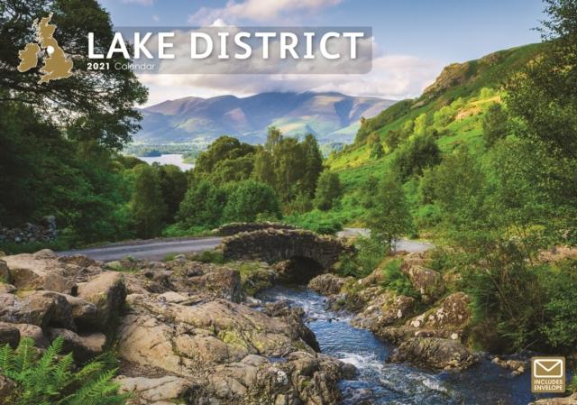 Lake District A4 Calendar 2021