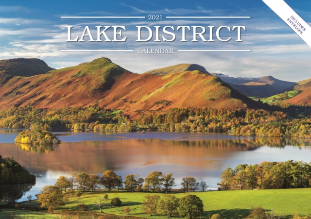 Lake District A5 Calendar 2021