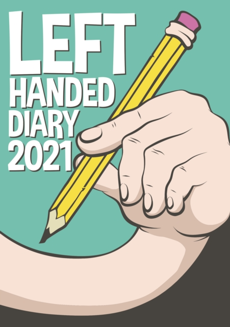Left Handed A5 Diary 2021