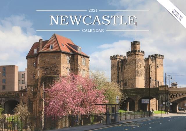 Newcastle A5 Calendar 2021