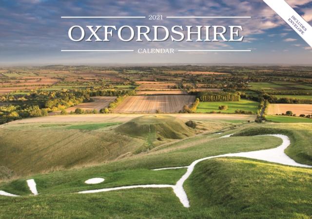 Oxfordshire A5 Calendar 2021