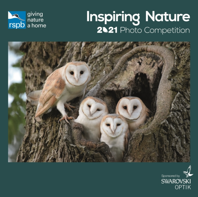 RSPB Inspiring Nature Photo Competition Square Wiro Wall Calendar 2021