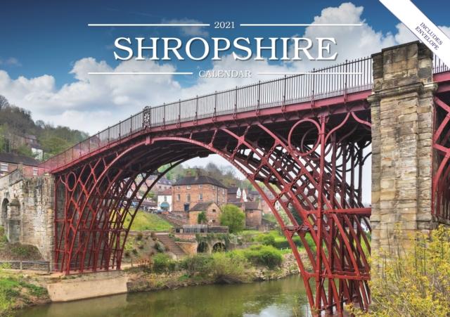 Shropshire A5 Calendar 2021