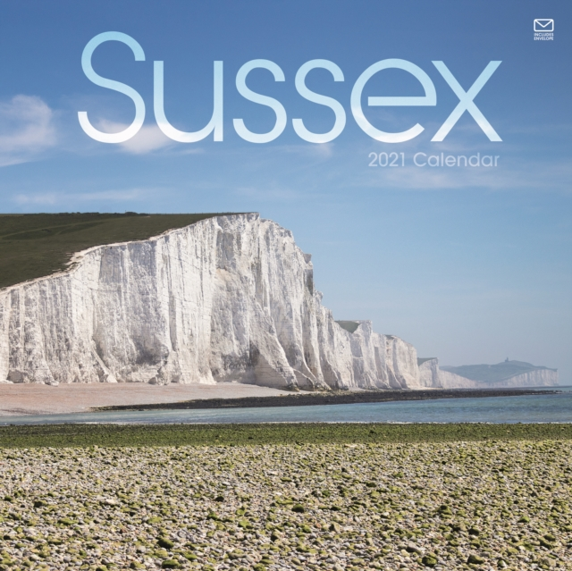 Sussex Square Wall Calendar 2021