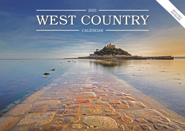 West Country A5 Calendar 2021