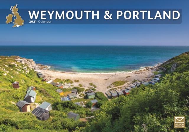 Weymouth & Portland A4 Calendar 2021
