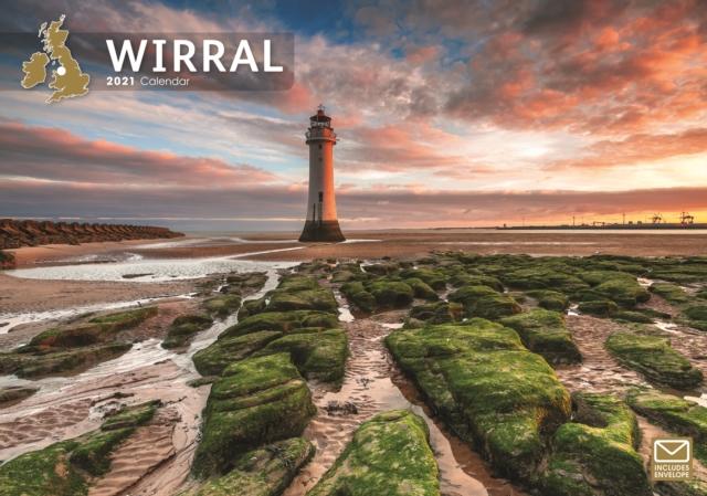 Wirral A4 Calendar 2021