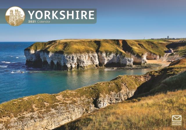 Yorkshire A4 Calendar 2021