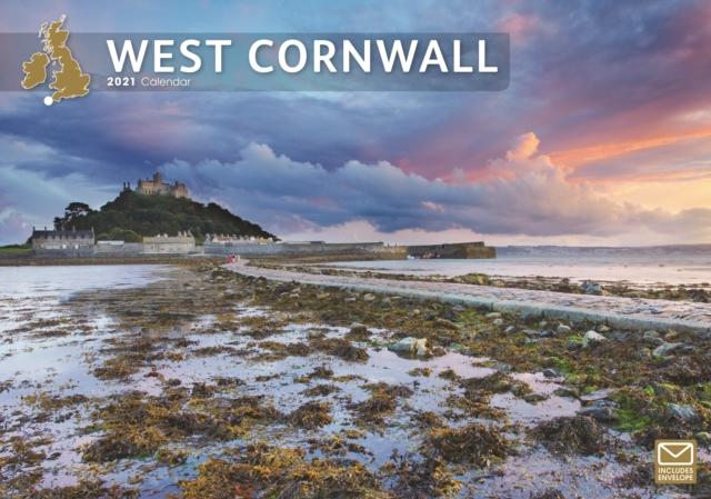 West Cornwall A4 Calendar 2021