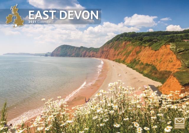 East Devon A4 Calendar 2021