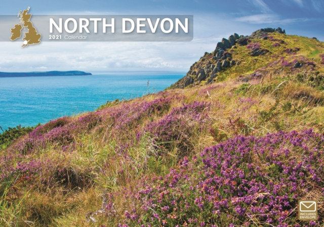 North Devon A4 Calendar 2021