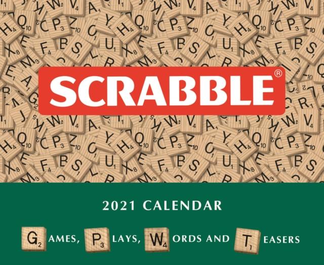 Scrabble Box Calendar 2021