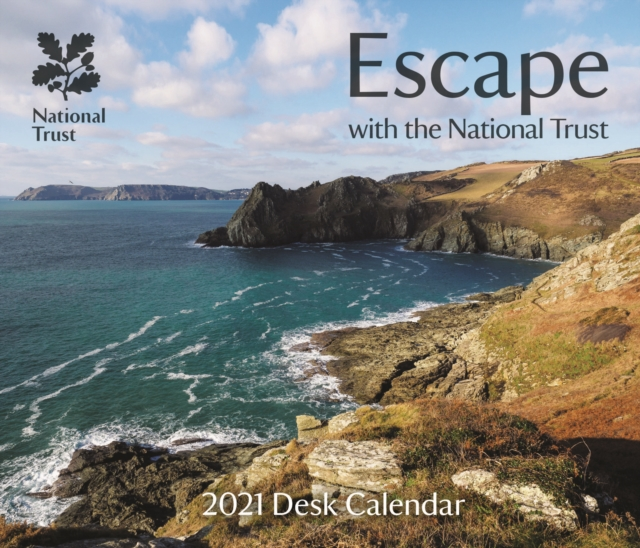 National Trust Box Calendar 2021