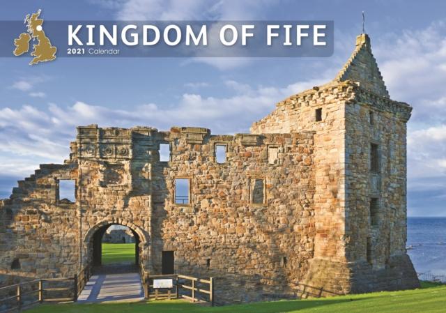 Kingdom of Fife A4 Calendar 2021