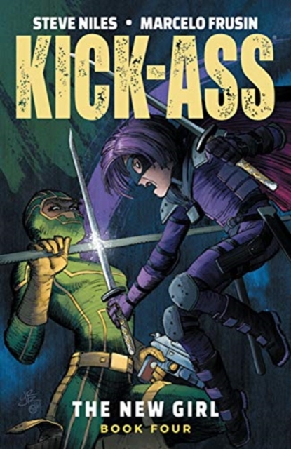 Kick-Ass: The New Girl, Volume 4