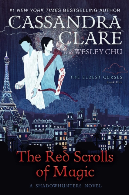 Eldest Curses 1: Red Scrolls of Magic