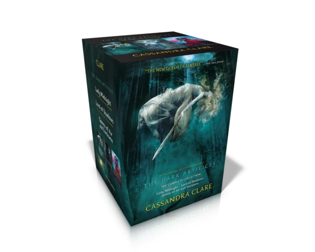 Dark Artifices, the Complete Collection