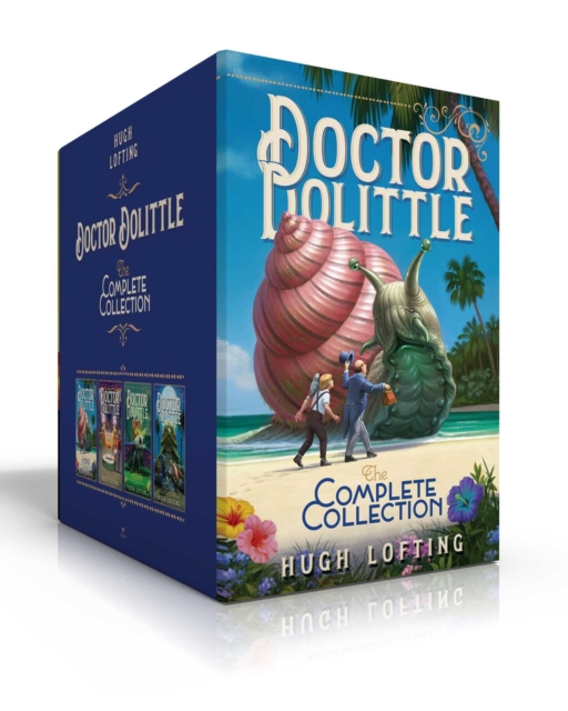 Doctor Dolittle The Complete Collection
