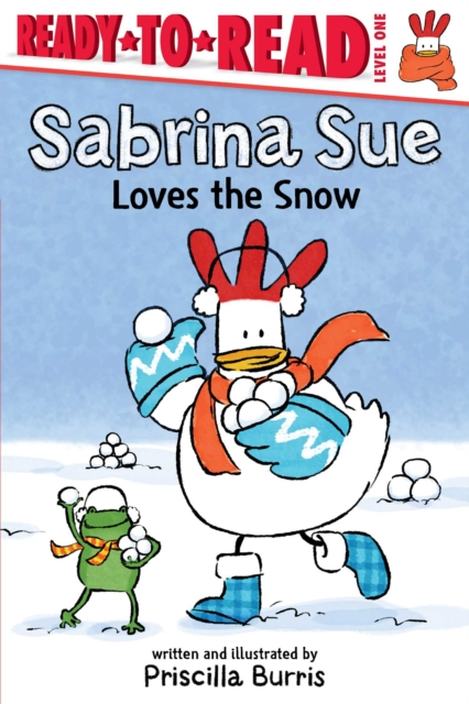 Sabrina Sue Loves the Snow