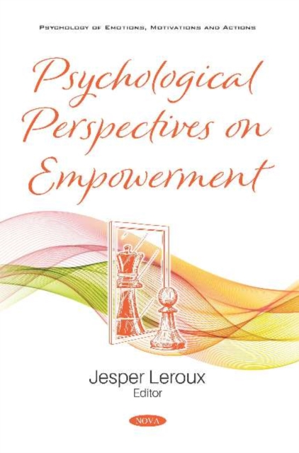 Psychological Perspectives on Empowerment