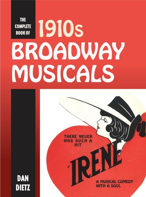 Complete Book of 1910s Broadway Musicals