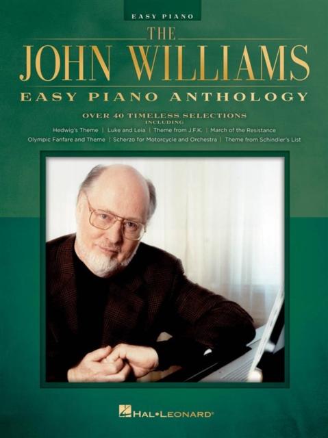 JOHN WILLIAMS EASY PIANO ANTHOLOGY