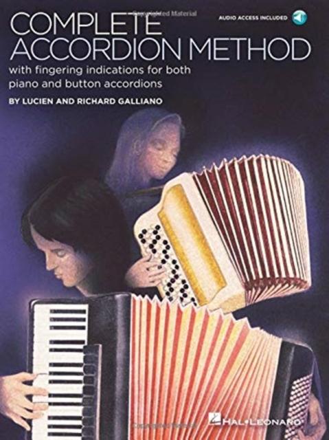 Complete Accordion Method (Book/Online Audio)