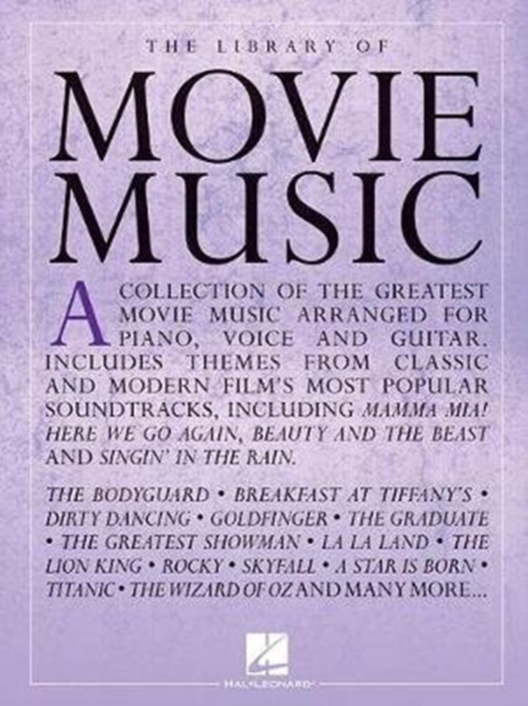 Library Of Movie Music (PVG)
