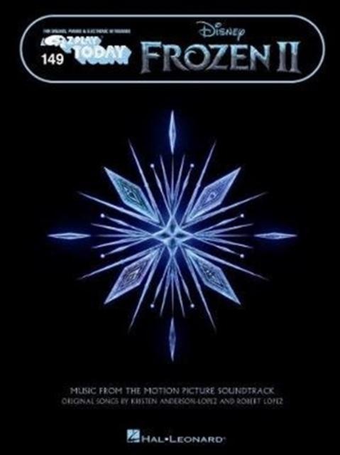 FROZEN II EZ PLAY TODAY VOLUME 149