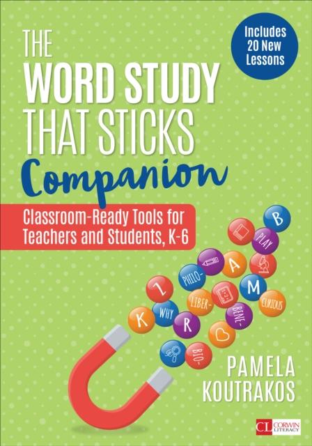 Word Study That Sticks Companion