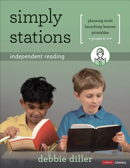 Simply Stations: Independent Reading, Grades K-4