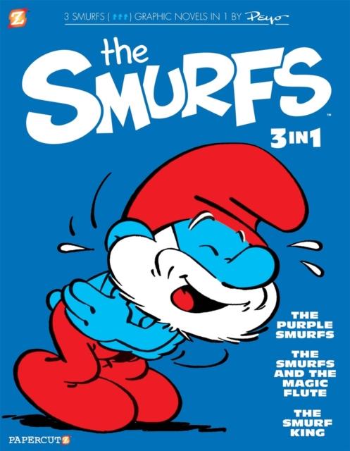 Smurfs 3-in-1 #1