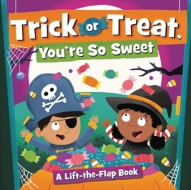 Trick or Treat, You're So Sweet!