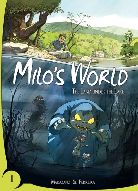 Milo's World Book 1